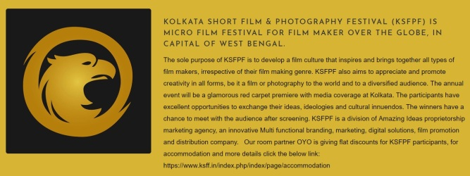 Kolkata Short Film Fest